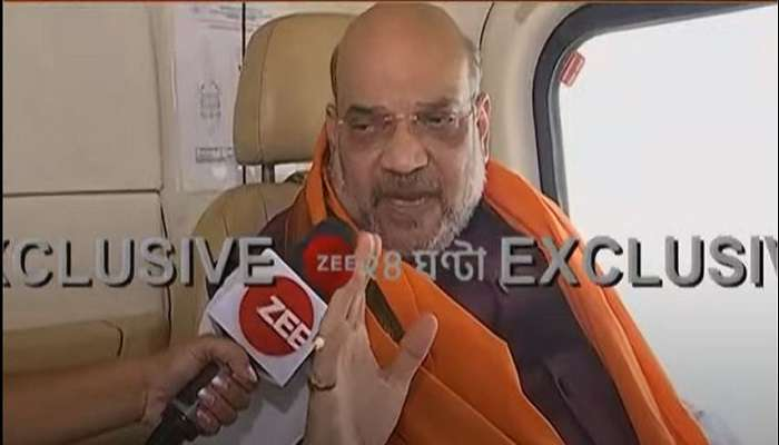 WB assembly election 2021 : 'একতরফা ভোটিং হয়েছে, নন্দীগ্রামে হারছেন-ই মমতা', অমিতের 'শাহি' ঘোষণা