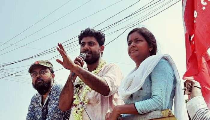 West Bengal Election 2021: সিঙ্গুরে Srijan-র প্রচারে বাম লড়াইয়ে মুখ Minakshi