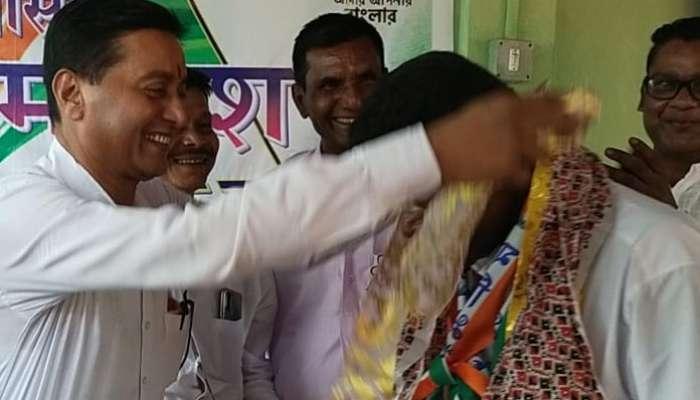 WB assembly election 2021: নাগরাকাটায় ভোটের মুখে তৃণমূলে যোগ স্থানীয় বিজেপি নেতার