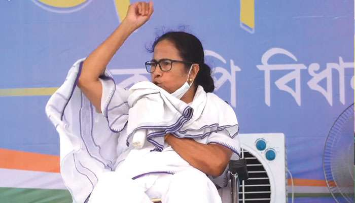 WB Assembly Election 2021: NRC করতে দিইনি, আমি না থাকলে কেউ ভালো থাকবে না: Mamata