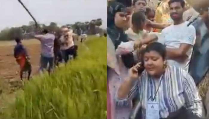 চেলা কাঠ দিয়ে চাষের ক্ষেতে তাড়া, 'মারতে চেয়েছিল BJP', অভিযোগ Sujata-র