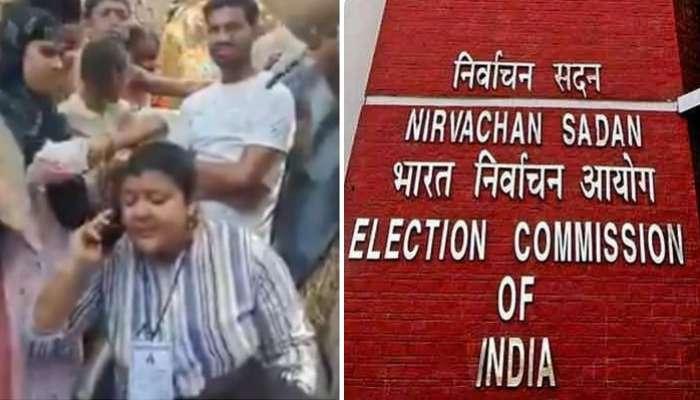 WB assembly election 2021 : 'আক্রান্ত' সুজাতা, 'কেন্দ্রীয় বাহিনী BJP ক্যাডারের মত কাজ করছে', কমিশনে অভিযোগ TMC-র