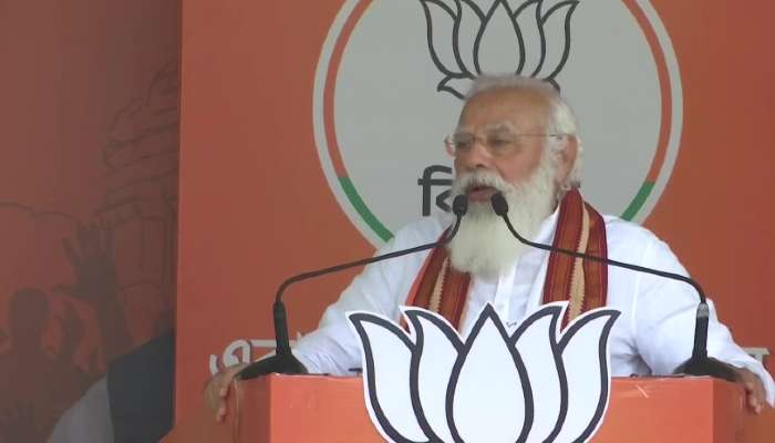 West Bengal Election 2021: TMC-র ওজরে কান না দিয়ে 'আদরণীয়'র অনুপানে দিদি ডাক Modi-র