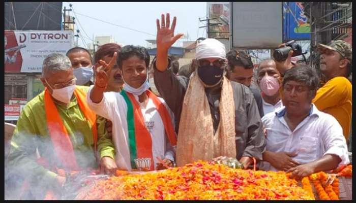 BJP-র মুখ্যমন্ত্রীর মুখ কি Mithun Chakraborty? জবাব দিলেন 'মহাগুরু