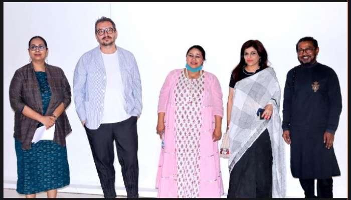 আয়োজিত হল সিনেমা, শিল্প ও শিল্পী নিয়ে আলোচনা সভা, নাম 'I-View World in Kolkata'