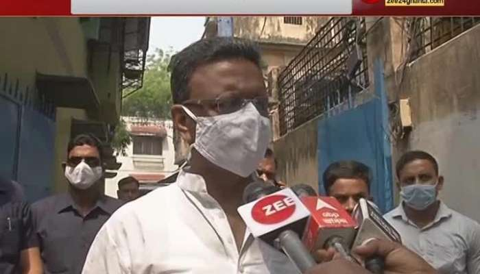 Zee 24Ghanta Attacked by chetla, what is reaction of Firhad Hakim