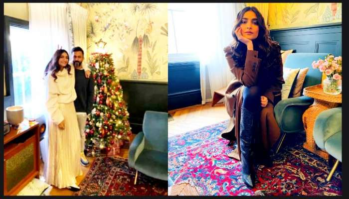 Sonam Kapoor Ahuja-র লন্ডনের বাড়ির অন্দরমহলে উঁকি দেওয়া যাক