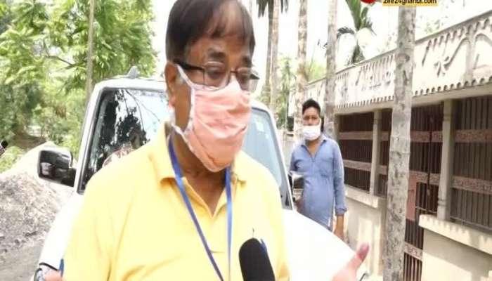Udayan Guha attacked on Dinhata