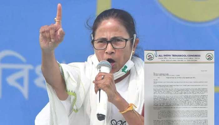 West Bengal Election 2021:নির্বিঘ্নে ভোটের কথা বলতে চেয়েছি, 'বাহিনী ঘেরাও' নিয়ে কমিশনকে ব্যাখ্যা Mamata-র
