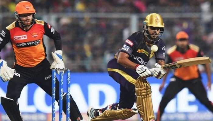 কলকাতা (KKR) VS হায়দরাবাদ (SRH) : হেড-টু-হেড