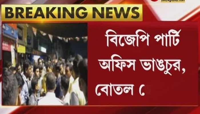 TMC vs BJP clashes, Ananadapur breakdown