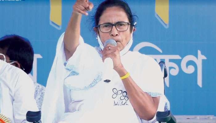 WB Assembly Election 2021: ক্ষমতা ব্যবহার করে গুলি চালিয়ে দিচ্ছ, তুমি গুন্ডাদের চৌকিদার, বারাসতে Modi-কে তোপ Mamata-র