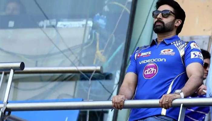 IPL 2021: Mumbai Indians ফ্যান Abhishek Bachchan বেছে নিলেন প্রিয় ক্রিকেটারকে