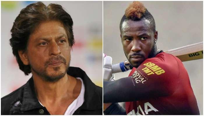 IPL 2021:KKR মালিক Shahrukh Khan যা বললেন তা মানতে পারলেন না Andre Russell