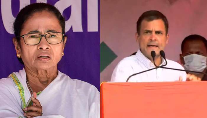 TMCমুক্ত ভারতের কথা বলেন না PM, বাংলায় পা দিয়েই মোদী-দিদি যোগের দাবি Rahul-র
