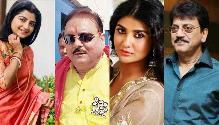 West Bengal Election 2021: পঞ্চম দফায় তারকা মুখে এগিয়ে তৃণমূল, বিজেপির চেনা মুখ শমীক, পার্নো