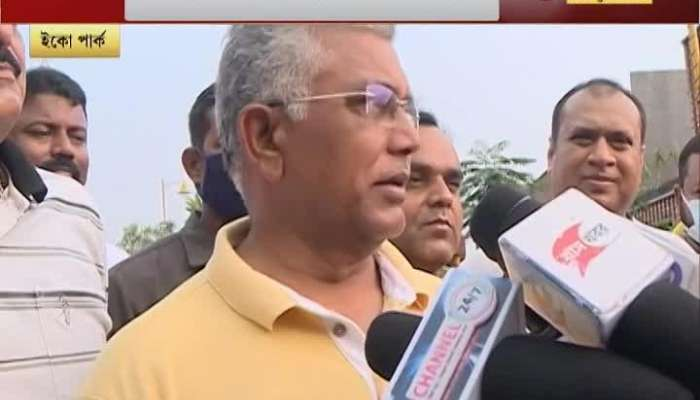 Dilip Ghosh says BJP will get 200 seats in bengal election