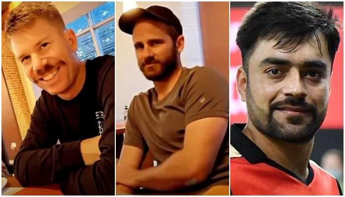 IPL 2021: রমজানের উপবাস করছেন Williamson-Warner! দেখে মুগ্ধ Rashid Khan