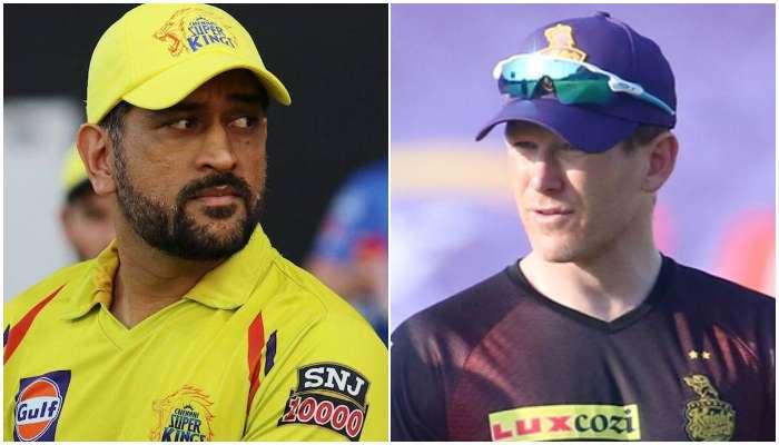 IPL 2021, KKR vs CSK: দুই ঠান্ডা মাথার ক্যাপ্টেনের মহাসংগ্রাম, MS Dhoni বনাম Eoin Morgan! কে হাসবেন শেষ হাসি?