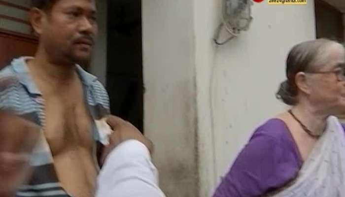 TMC attacked on Bijpur