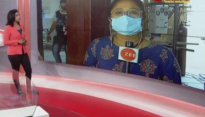 Oxygen Crisis Rises, Oxygen Supply Decreases in Kolkata Hospitals