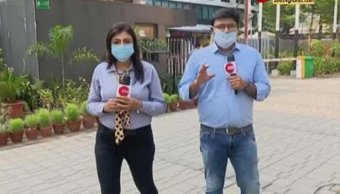 Unrest at Vaccination centre queue at kudghat