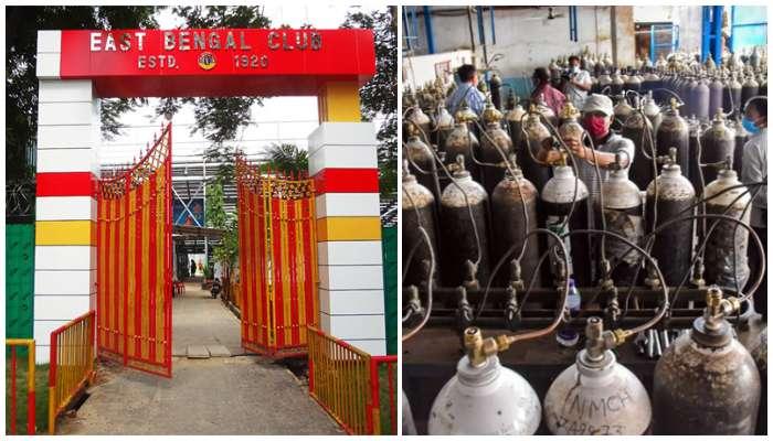 COVID-19 সঙ্কটে দেশে অক্সিজেনের হাহাকার! শান্তির বার্তা দিল SC East Bengal