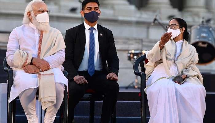 শপথের পর 'নরেন্দ্র মোদীজি'-কে ধন্যবাদ জানিয়ে সৌজন্য রক্ষা Mamata-র