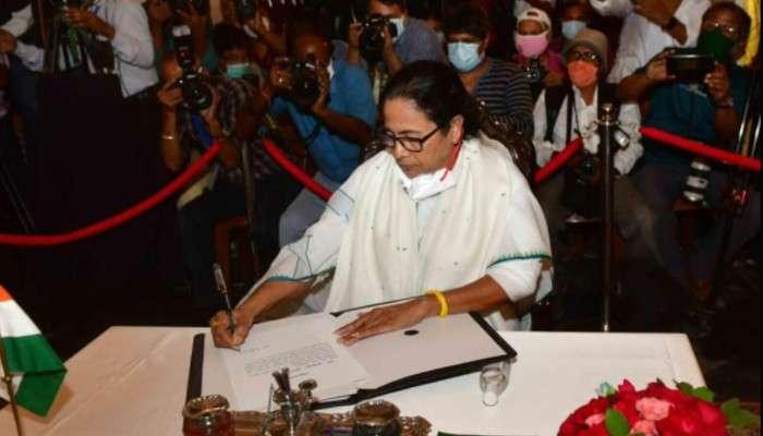 শপথ নেওয়ার পর প্রশাসনে রদবদল, ২ জেলার DM-কে সরালেন Mamata