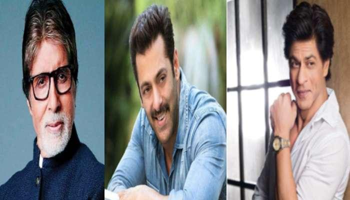 BIG B থেকে SRK, জেনে নিন বলিউড ইন্ডাস্ট্রিতে সবচেয়ে বেশি সম্পত্তির মালিক কারা?
