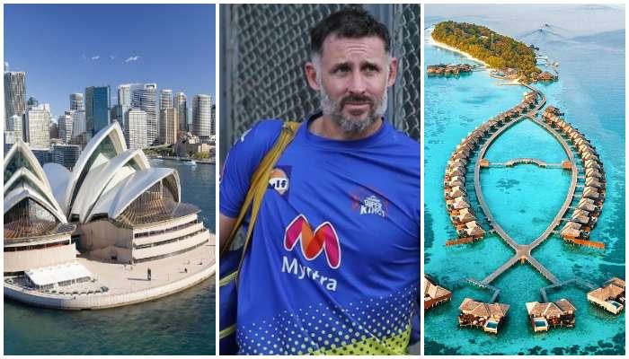 IPL 2021: কোভিড জয়ী Michael Hussey এখন সুস্থ, অস্ট্রেলিয়া না মলদ্বীপে যাবেন তিনি?