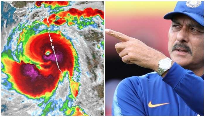 Cyclone Tauktae Updates: ধেয়ে আসছে ভয়ঙ্কর ঘূর্ণিঝড়! ঈশ্বরের নাম করছেন Ravi Shastri