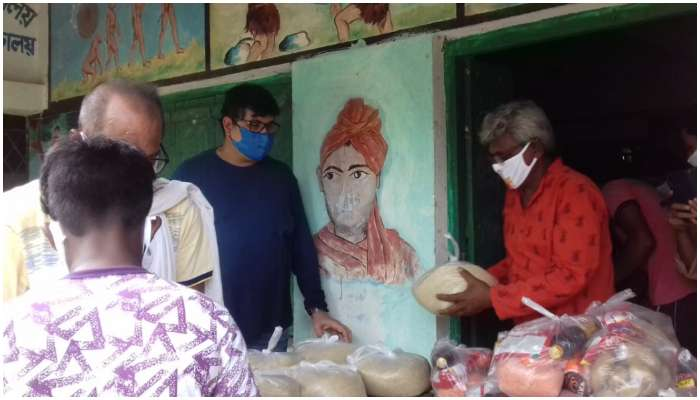 Cyclone Yaas: সুন্দরবনের প্রত্যন্ত এলাকায় গিয়ে সাহায্যের হাত বাড়িয়ে দিল IFA