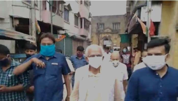 'উপনির্বাচনে প্রার্থী হওয়ার কথা জানিয়েছে দল', খড়দহে জনসংযোগে Sovandeb Chattopadhyay