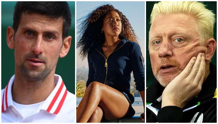 French Open 2021: Osaka র সাহসী সিদ্ধান্তে মোহিত Djokovic, জাপানি তারকার কেরিয়ার নিয়ে প্রশ্ন তুললেন Becker