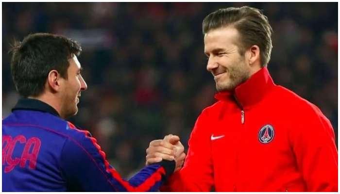 Messi র নতুন Barcelona চুক্তিতেই থাকছে Beckham র ক্লাবের হয়ে খেলার সম্মতি!