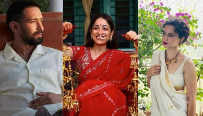 Yami Gautam-কে রাধে মা-র সঙ্গে তুলনা, বিক্রান্তকে চটি মারবেন, বললেন Kangana