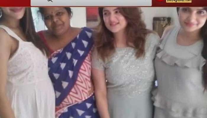 Nusrat Jahan to be mother baby bump shows