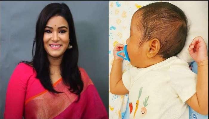 ছেলের ১ মাসের জন্মদিন, কালীঘাটে ১০০ জন দুঃস্থ মানুষকে খাওয়ালেন Sonali Chowdhury