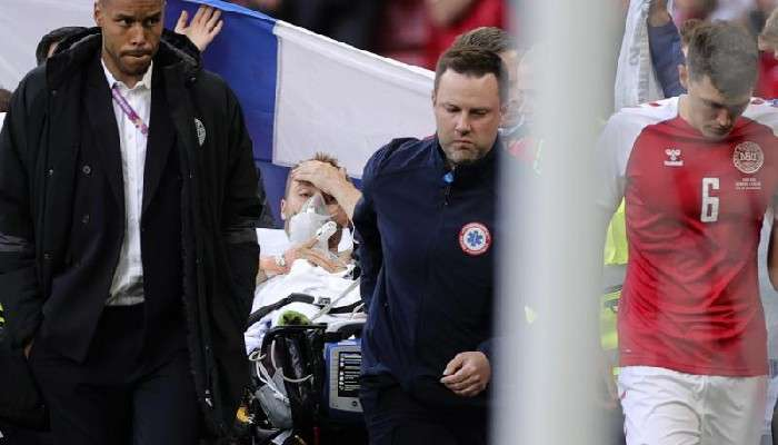 UEFA EURO 2020: সাক্ষাৎ মৃত্যুর মুখ থেকে ফিরেছেন Christian Eriksen, দাবি ডাক্তারের