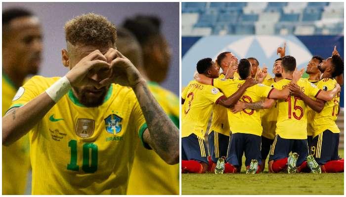 Copa America 2021: দুরন্ত জয়ে অভিযান শুরু করল Brazil, করোনাক্রান্ত Colombia মাঠে নেমে তুলে আনল জয়