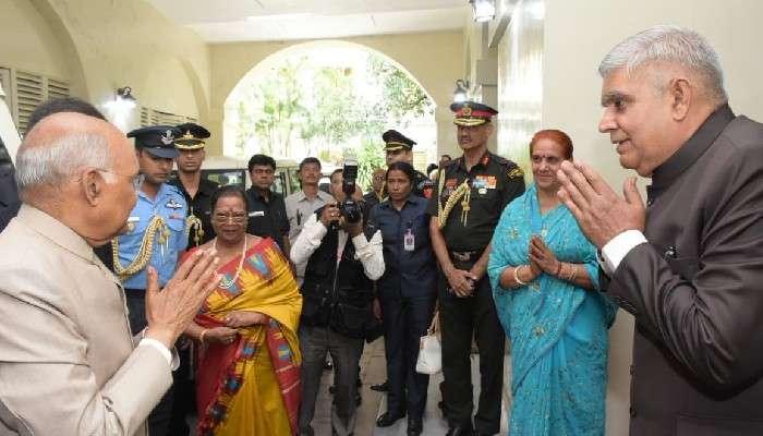দিল্লি সফরে রাষ্ট্রপতি সাক্ষাতে রাজ্যপাল, কী পরিকল্পনা Dhankhar-এর? বাড়ছে জল্পনা