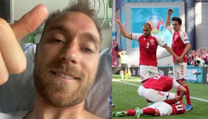 UEFA EURO 2020: হৃদরোগের পর বিপদের আশঙ্কা, Eriksen-র শরীরে বসছে বিশেষ যন্ত্র