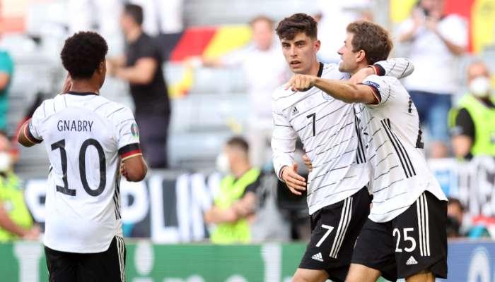 UEFA EURO 2020: হাফ ডজন গোলের ম্যাচে জয়ী Germany, জোড়া আত্মঘাতী গোল করল Portugal!