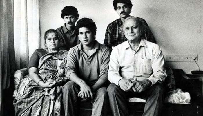 Father's Day 2021: আজও বাবার শৈশবের স্মৃতি আঁকড়ে Sachin, দেখালেন বাড়ির সেই বিশেষ জায়গা