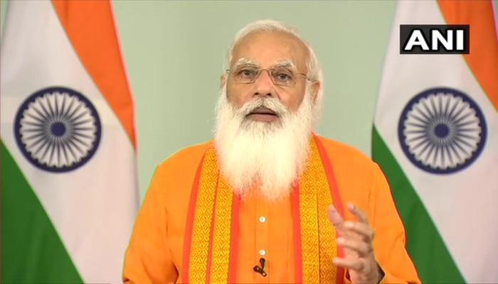 International Yoga Day 2021: ভারতই এক বিশ্ব এক স্বাস্থ্যের পথ দেখাবে : Modi, যোগচর্চায় M Yoga অ্যাপের উদ্যোগ