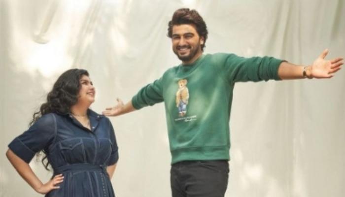 'অনশুলাই আমার পৃথিবী', বোনের নামে হাতে ট্যাটু করলেন Arjun Kapoor