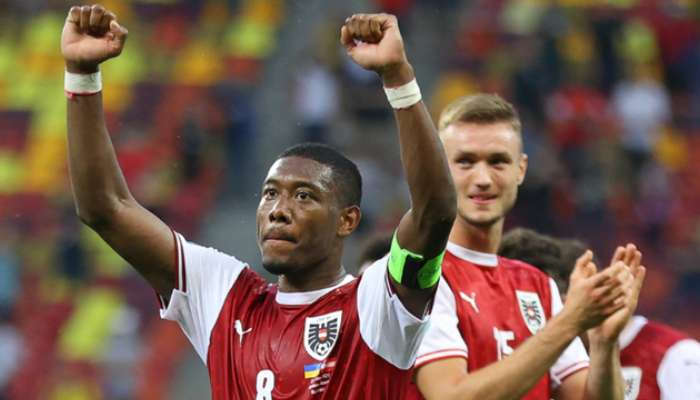 UEFA EURO 2020: নকআউটে চলে গেল Austria, অন্য গ্রুপের দিকে তাকিয়ে থাকবে Ukraine