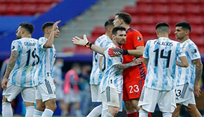 Copa America: পাপু-মারিয়া-মেসি ম্যাজিক! Paraguay-কে হারিয়ে কোপার শেষ আটে Argentina