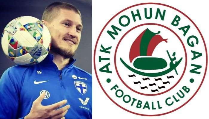 ISL 2021: EURO 2020 খেলা 'ফিনল্যান্ডের মেসি' Joni Kauko কে সই করাল ATKMB